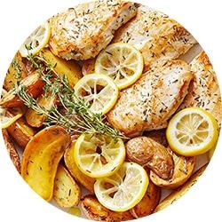 chicken & veal in kenosha, casa capri, kenosha chicken